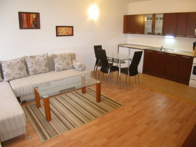 Mladost I apartment